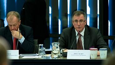 Peter de Wit, director of Shell Netherlands