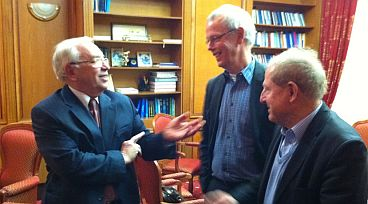Vladimir Lukin, ombudsman for human rights