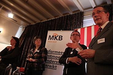 Dennis de Jong op MKB-dag 2012