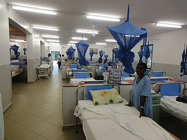 Ziekenhuis Dar Es Salaam