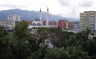 A view of Shkodra