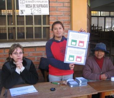 voting bureau