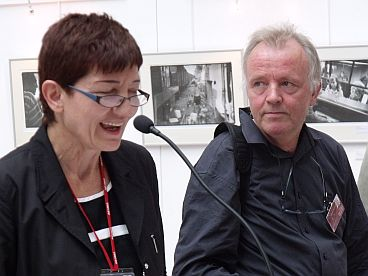 Cornelia Ernst, MEP for Germany's Die Linke (The Left)